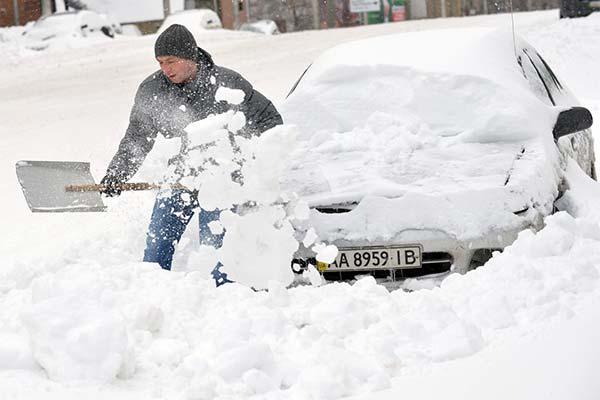 К чему снится чистить снег