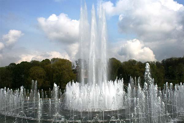 К чему снится фонтан