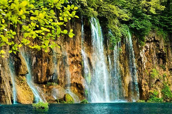Какая приснилась вода в водопаде