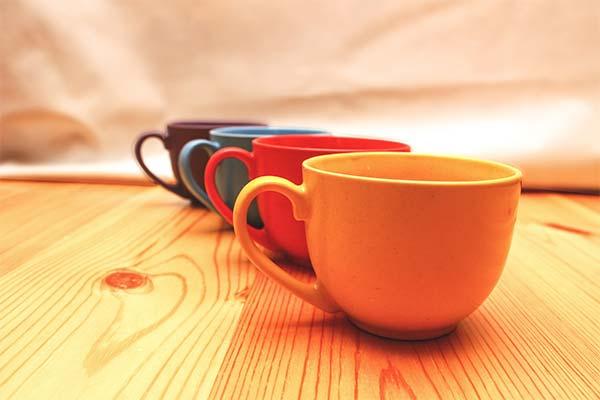 Какого цвета приснилась чашка
