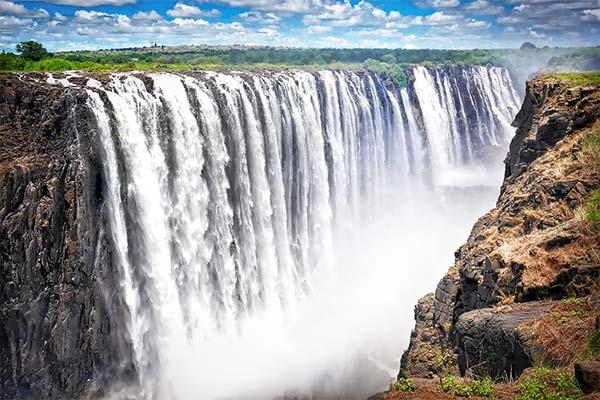 Сонник водопад
