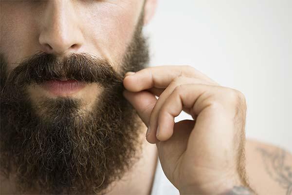 Борода во сне