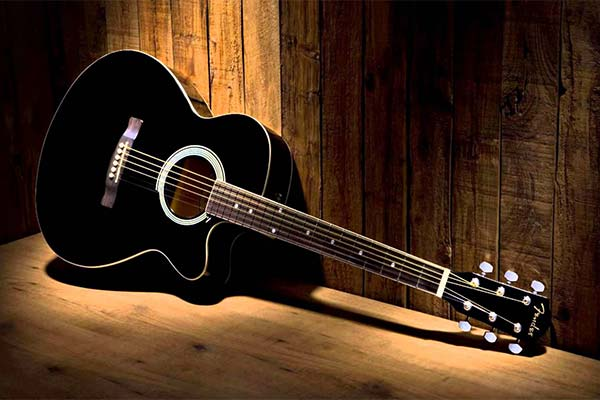 Черная гитара во сне