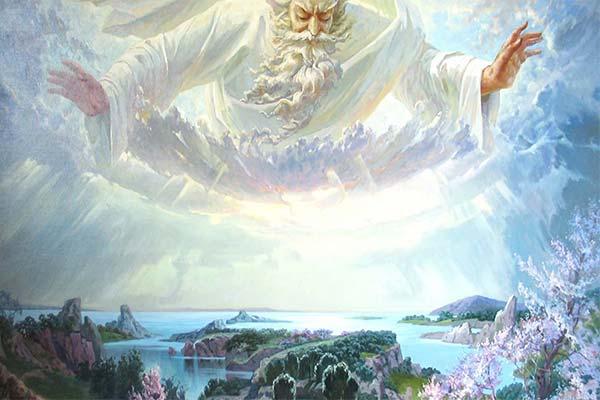 К чему снится Бог