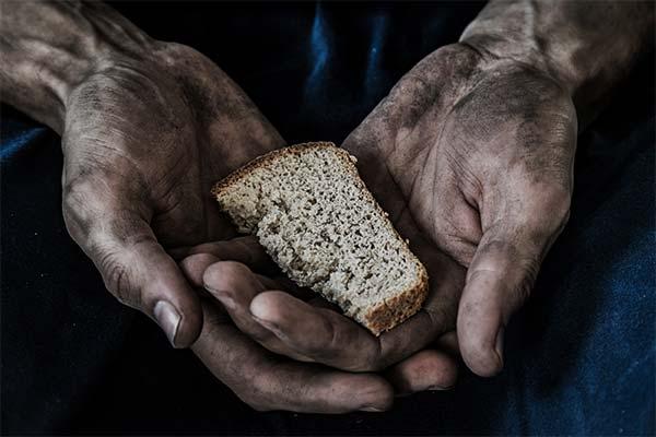 К чему снится голод