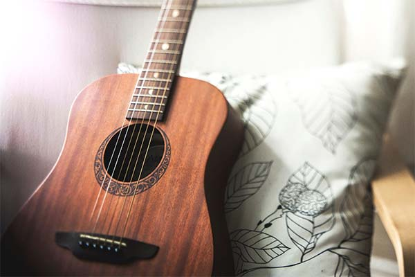 Расстроенная гитара