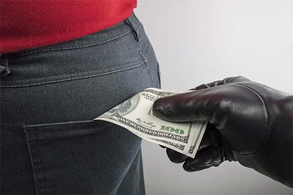 Сонник воровать деньги
