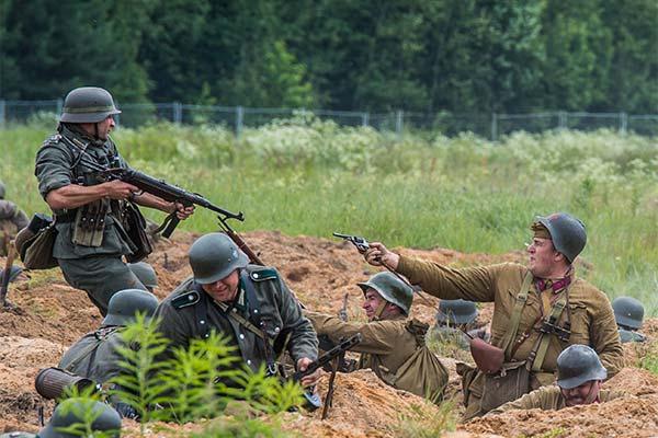 Война с немцами