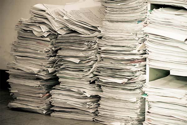 К чему снится бумага