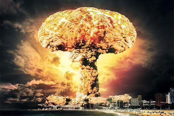 сон ядерный гриб