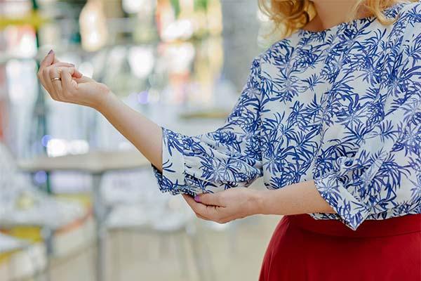 Какого цвета приснилась блузка