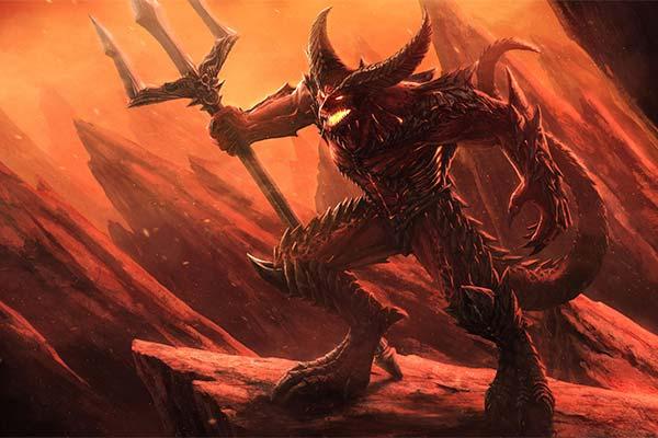 Сонник демон