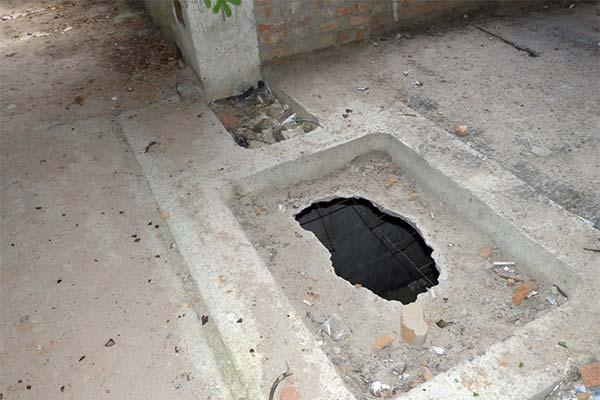 Сонник дыра в полу
