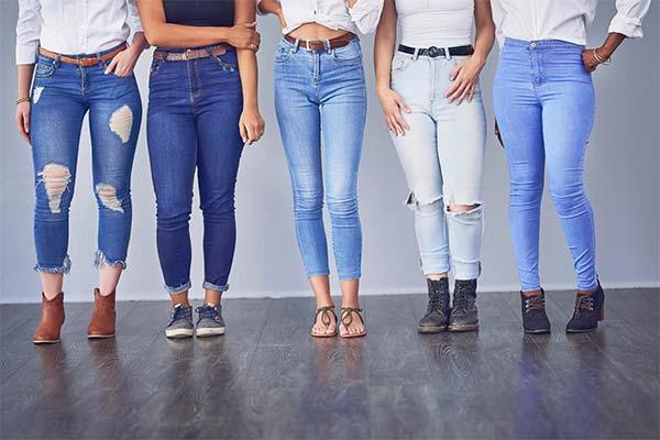 Выбирать джинсы во сне