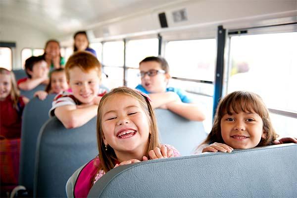 Сонник автобус с детьми