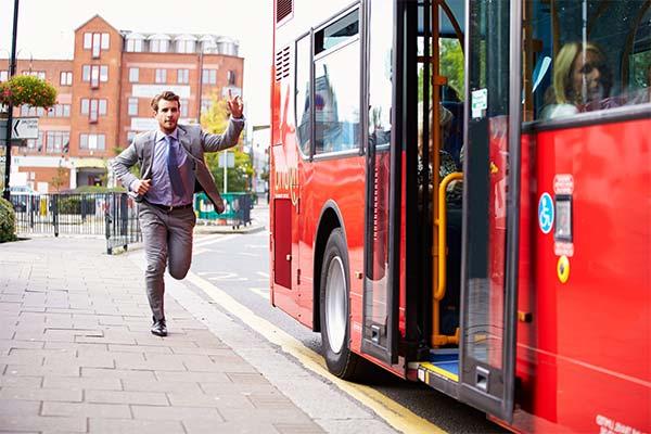 Сонник автобус уехал без меня