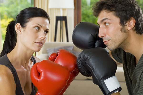 Сонник драться с мужем