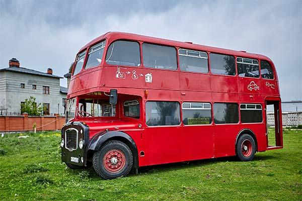 Сонник двухэтажный автобус