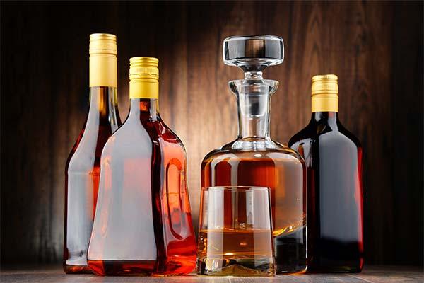 Сонник элитный алкоголь