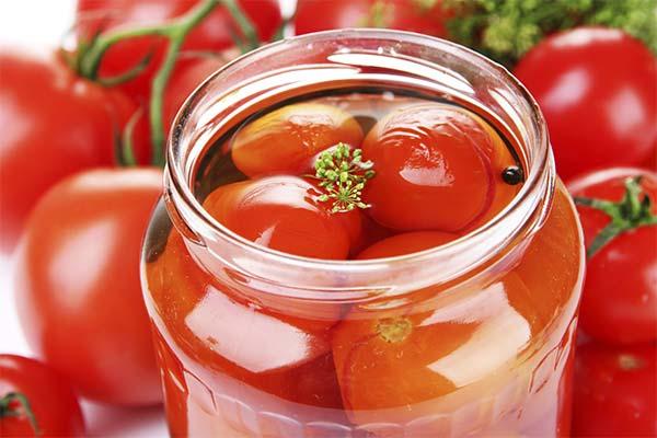 Сонник консервировать помидоры