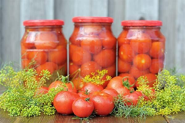 Сонник маринованные помидоры