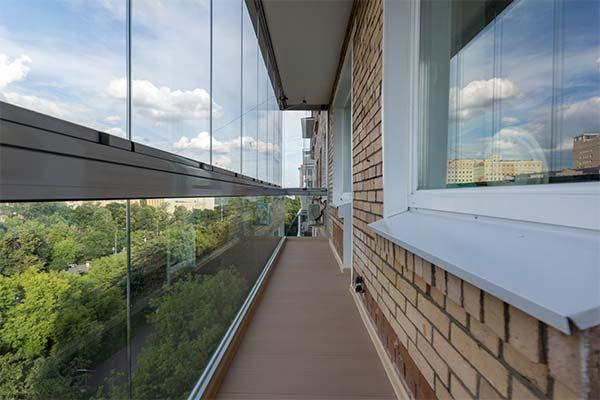 Сонник новый балкон