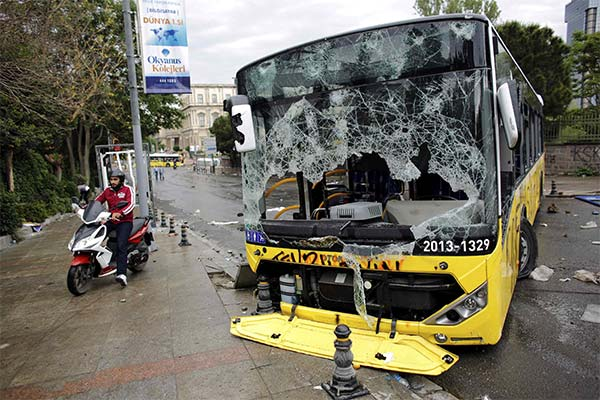 Сонник попасть в аварию на автобусе