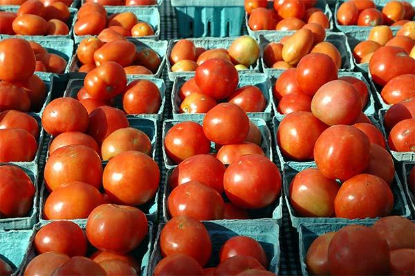 Сонник продавать помидоры