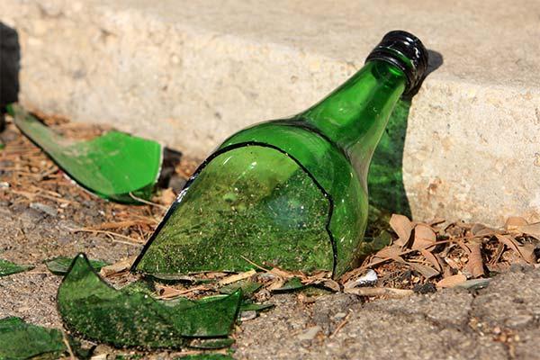 Сонник разбить бутылку с алкоголем