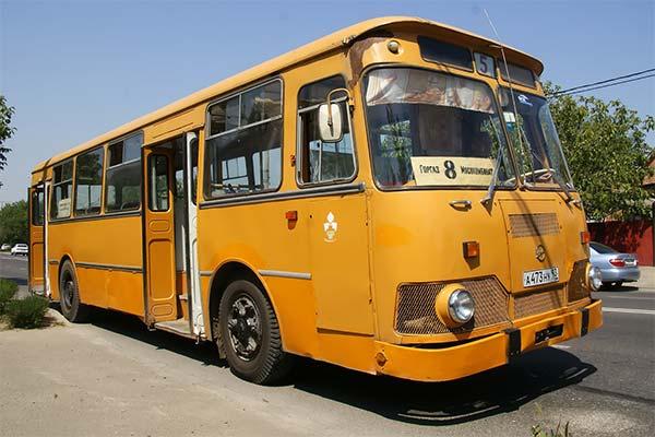Сонник старый автобус