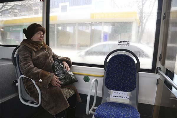 Сонник занять место в автобусе