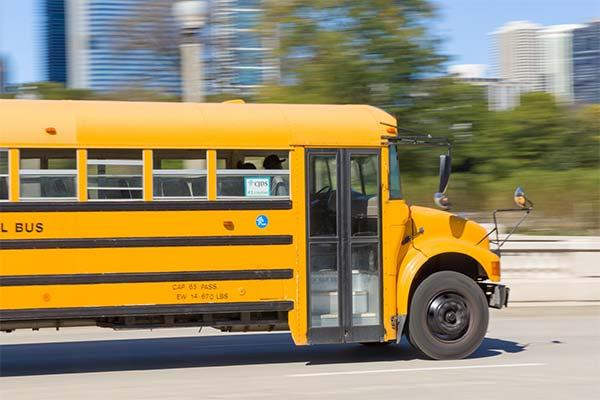 Сонник желтый автобус
