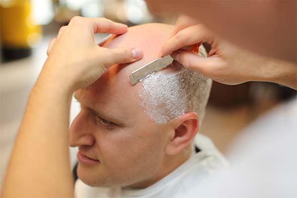 Сонник брить голову