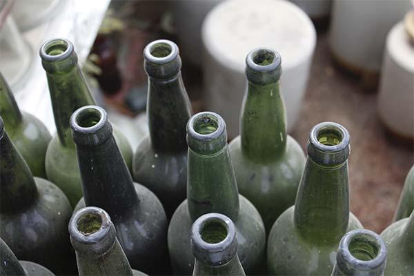 Сонник бутылка