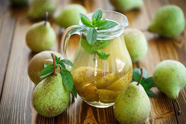Сонник компот из груш