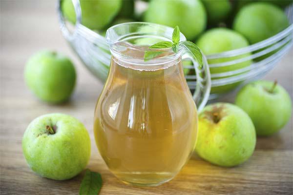 Сонник компот из яблок