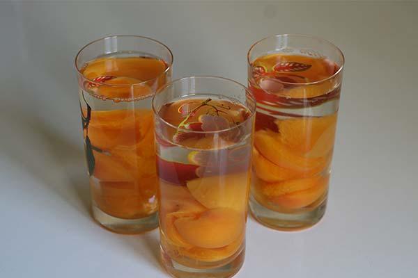 Сонник компот в стакане