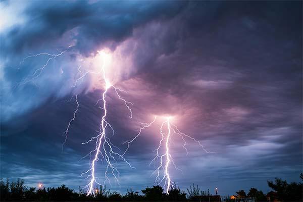 Сонник молния и гром