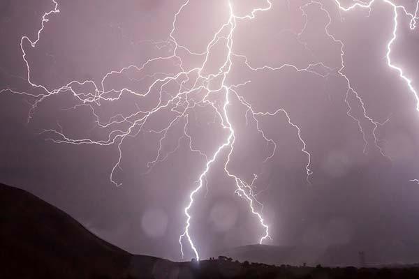 Сонник молния ударила в землю