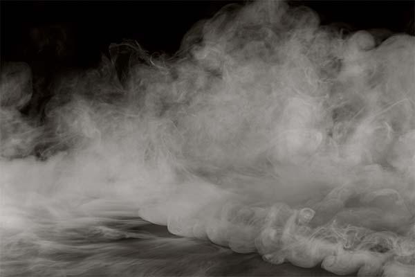 Дым в доме