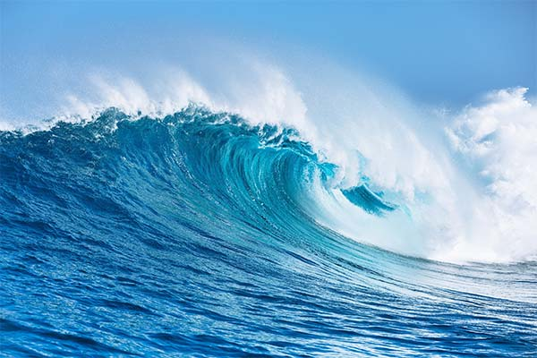 К чему снится волна