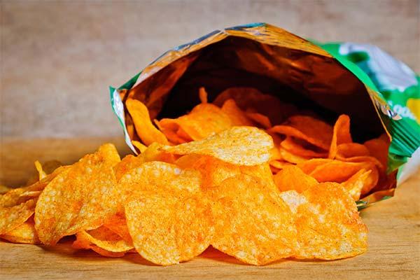 К чему снятся чипсы