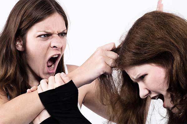 Сонник бить любовницу мужа