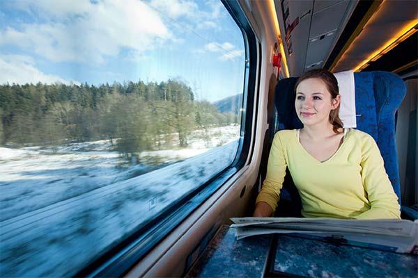 Сонник ехать в поезде
