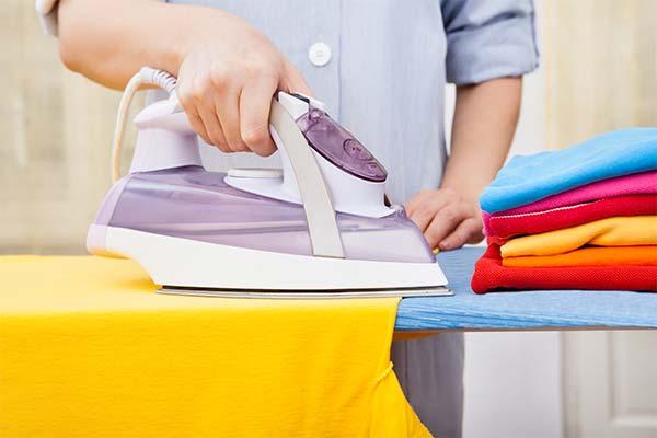 Сонник гладить белье