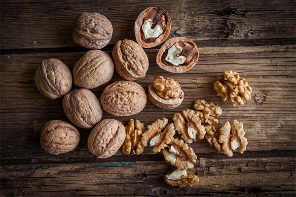 Сонник грецкие орехи