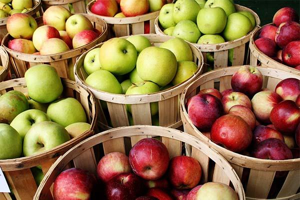 Сонник покупать яблоки
