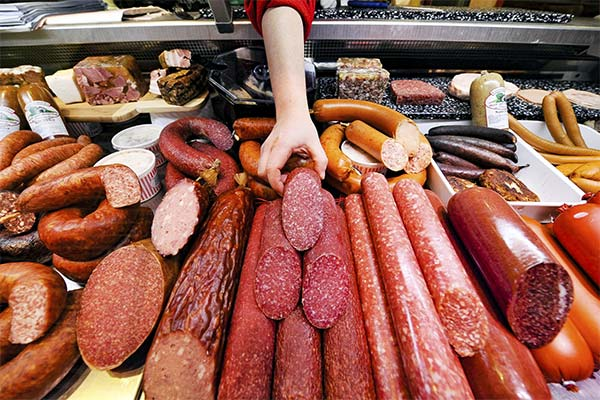 Сонник покупать колбасу
