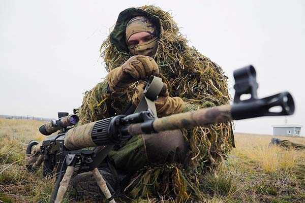 Сонник снайпер