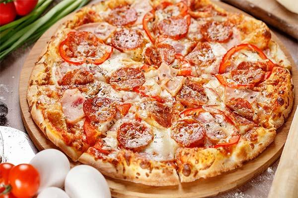 Сонник пицца